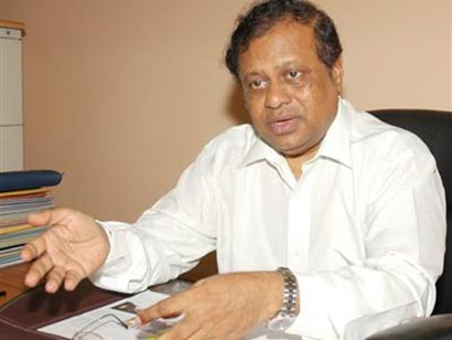 Sri Lanka Minister Susil Premajayantha