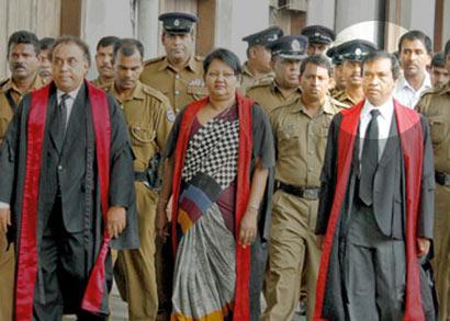 Warawewa Judge Sri Lanka