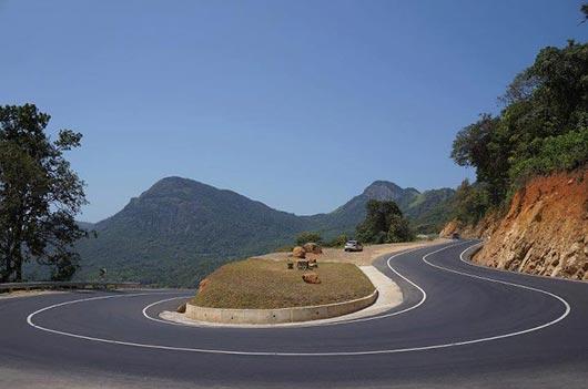 President opened 18 bend road daha ata wanguwa Sri Lanka
