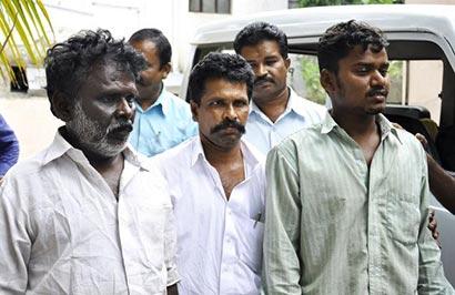 DMK functionary 5yr child murder