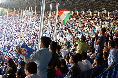 IPL crowd