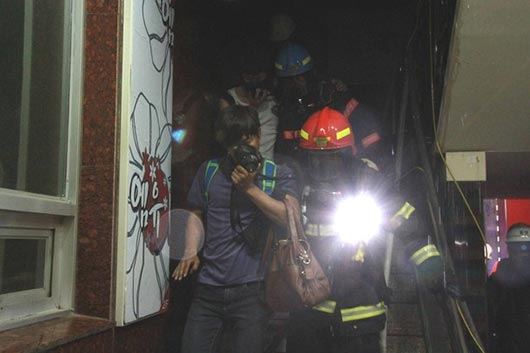 Karaoke bar fire kills nine in South Korea including Sri Lanka
