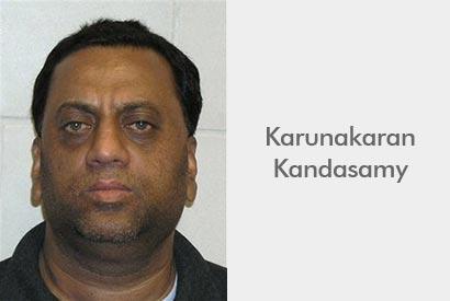 Karunakaran Kandasamy