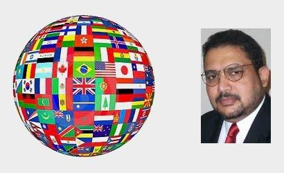 Rajaratnam diplomacy