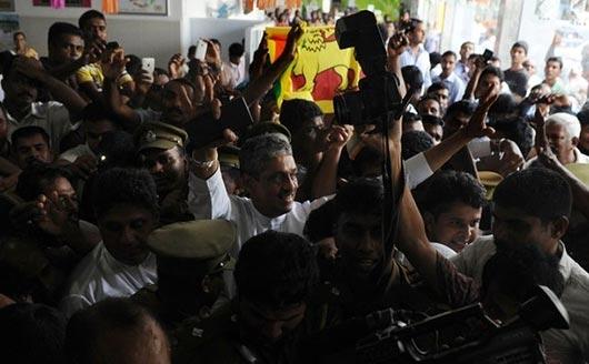 Sarath Fonseka released
