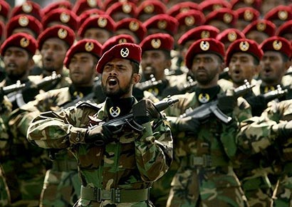 Sri Lanka Commandos