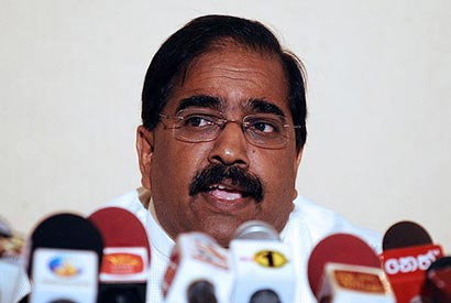 Suresh Premachandran TNA MP