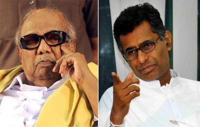 Champika Ranawaka against Karunanidhi