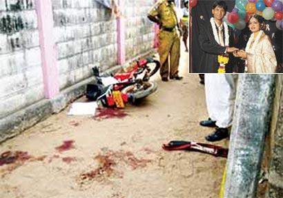 Iswaradasan Kedeshwaran killed