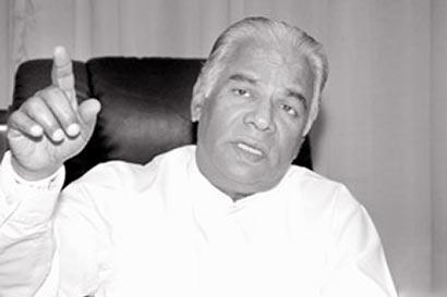 Minister Athauda Seneviratna