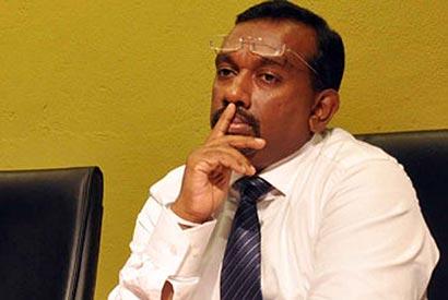 Minister Mahindananda Aluthgamage