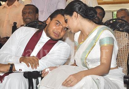 Hirunika Premachandra Namal Rajapaksa
