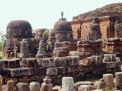 Ratnagiri ruins