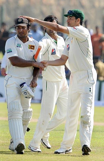 Kumar Sangakkara 199 Score