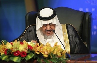 Saudi Arabia's Crown Prince Nayef dies