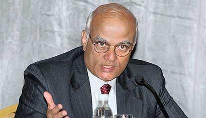 Shiv Shankar Menon in Sri Lanka