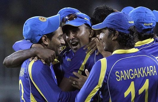 Sri Lanka Cricket's Victory moment