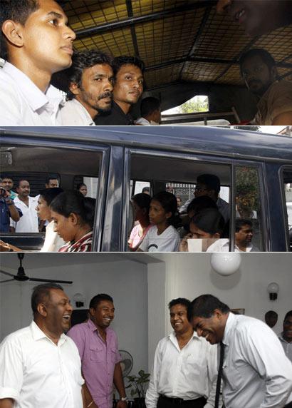 Sri Lanka Mirror and Lanka x news offices raided by CID
