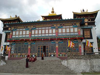 Tawang Monastery Inia's largest Buddhist Monastery