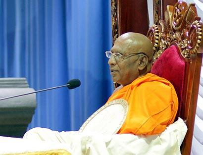 100th Amadam Sisilasa Dharmadeshana at Temple Trees