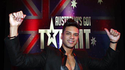 Andrew de Silva wins Australia's Got Talent