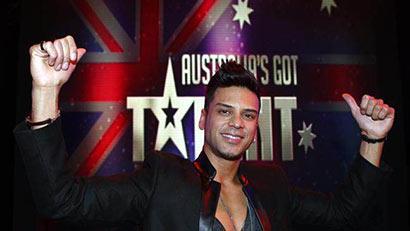 Andrew de Silva wins Australia's Got Talent