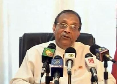 Karu Jayasuriya Speaking
