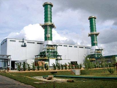 Kerawalapitiya power plant Sri Lanka