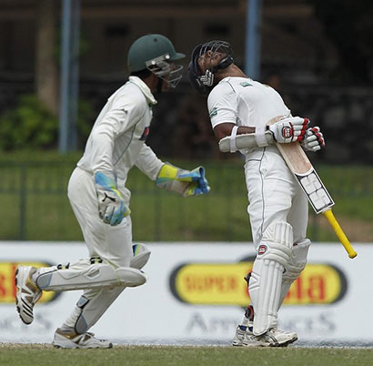 Kumar Sangakkara vs Pakistan