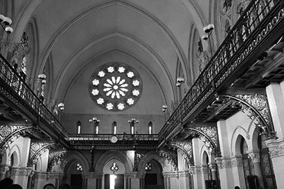 Mumbai university central hall