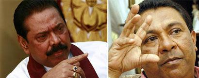 Sri Lanka President on University crisis