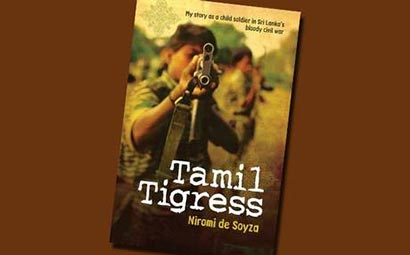 Tamil Tigress book by Niromi De Soyza