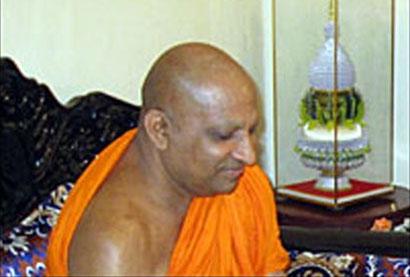 Thibbotuwawe Sri Sumangala Thero