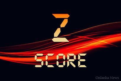 Z Score Problem in Sri Lanka