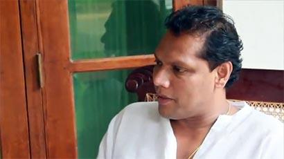 MP Dayasiri Jayasekara