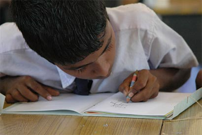 Grade v exam in Sri Lanka