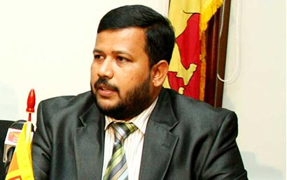 Ministrer Rishad Bathiudeen