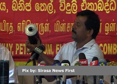sub-standard diesel problem in Sri Lanka