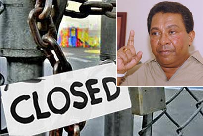 Universities closed in Sri Lanka - Minister S.B.Dissanayake