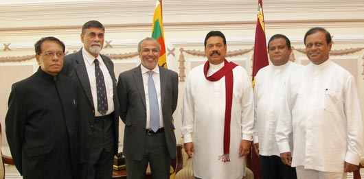New Chief Minister Abdul Majeed - UPFA
