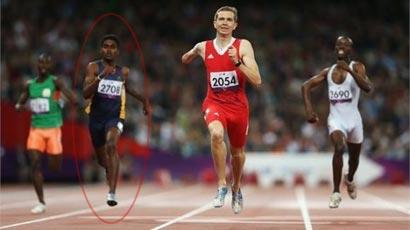 Pradeep Sanjaya - Paralympics