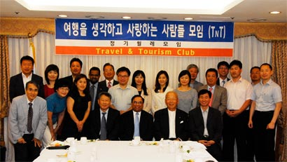 Promoting Sri Lanka as a key tourist destination among Koreans