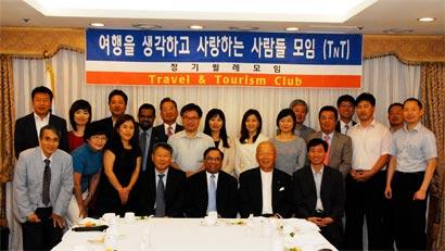 Promoting Sri Lanka as a key tourist destination among Koreans