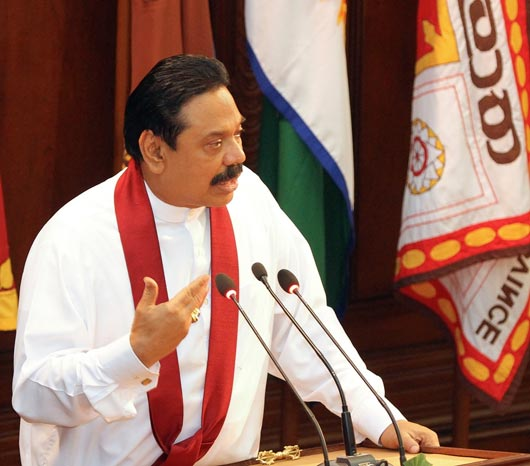 Ranjith and Herath take oaths as new Chief Ministers
