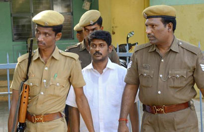 SUSPECTED SPY WITH SRILANKAN CONNECTION REMANDED IN TAMILNADU
