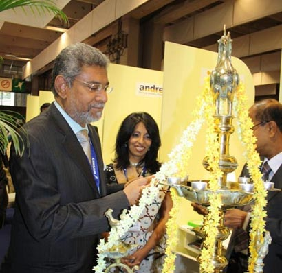 Sri Lanka on IFTM TOP RESA 2012