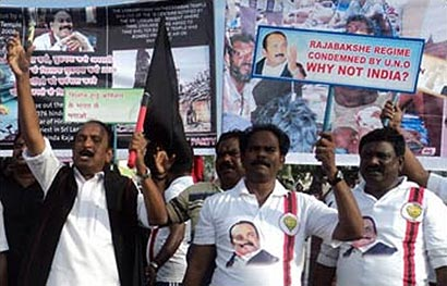 Vaiko Anti Sri Lanka movement