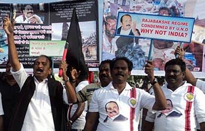 Vaiko Anti Sri Lanka movement