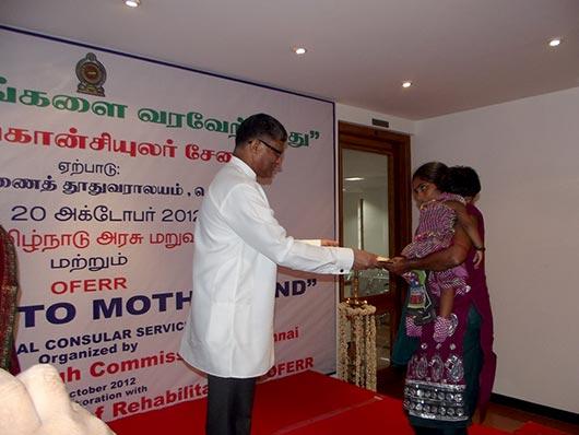 Receiving Birth Certificates