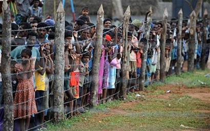 LTTE Human Shields